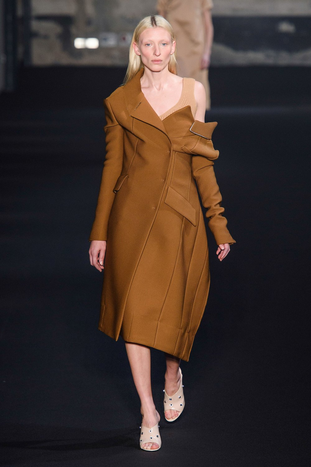Deconstructed - Coats and pinafore style dresses - No.21