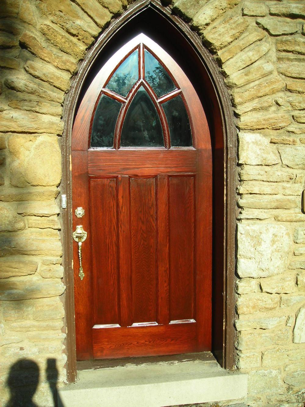 Door Renew Restore wood companies refinishing replace front entry