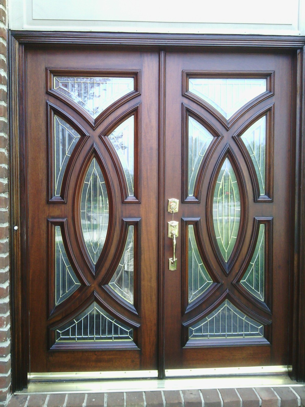 Process Door Renew Wood Door Restoration