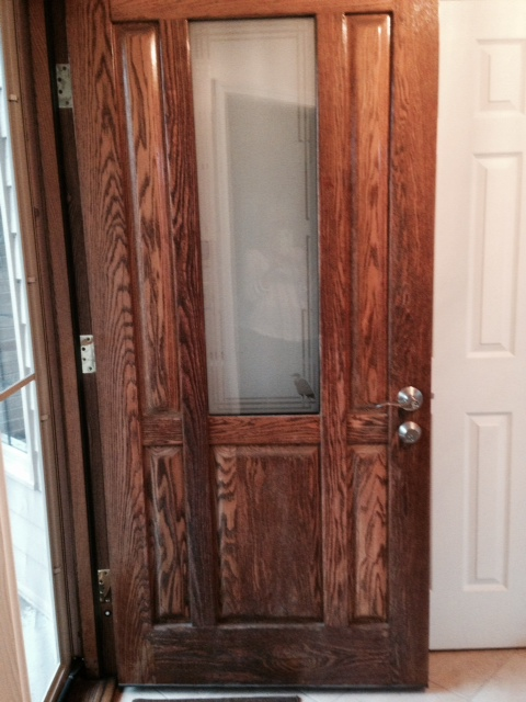 Wood-door-refinish-refinishing-restore-stain