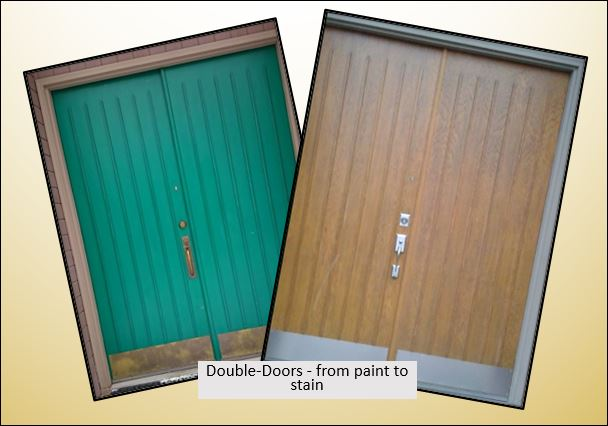 Inniswold double entry doors