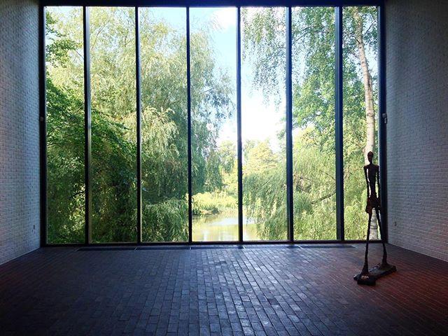 Framing nature @louisianamuseum