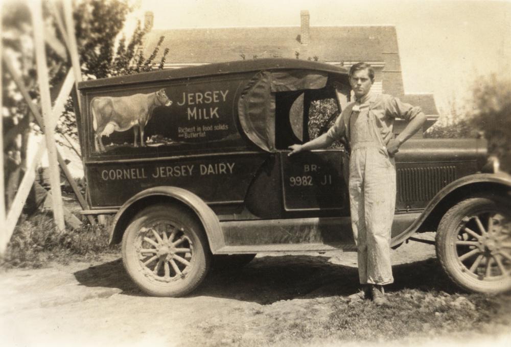 Delivering the Milk