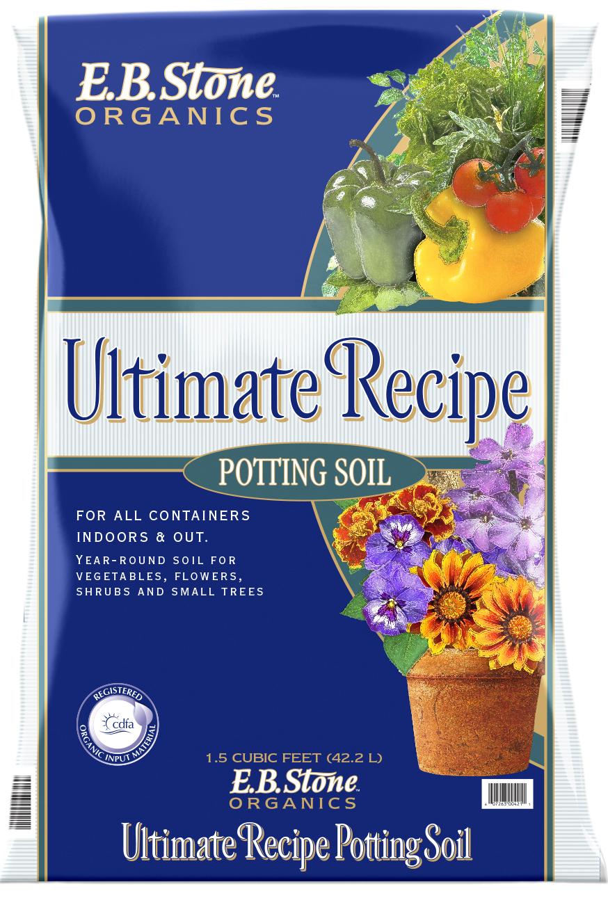EB Stone Ultimate Recipe Potting Soil at Cornell Farm