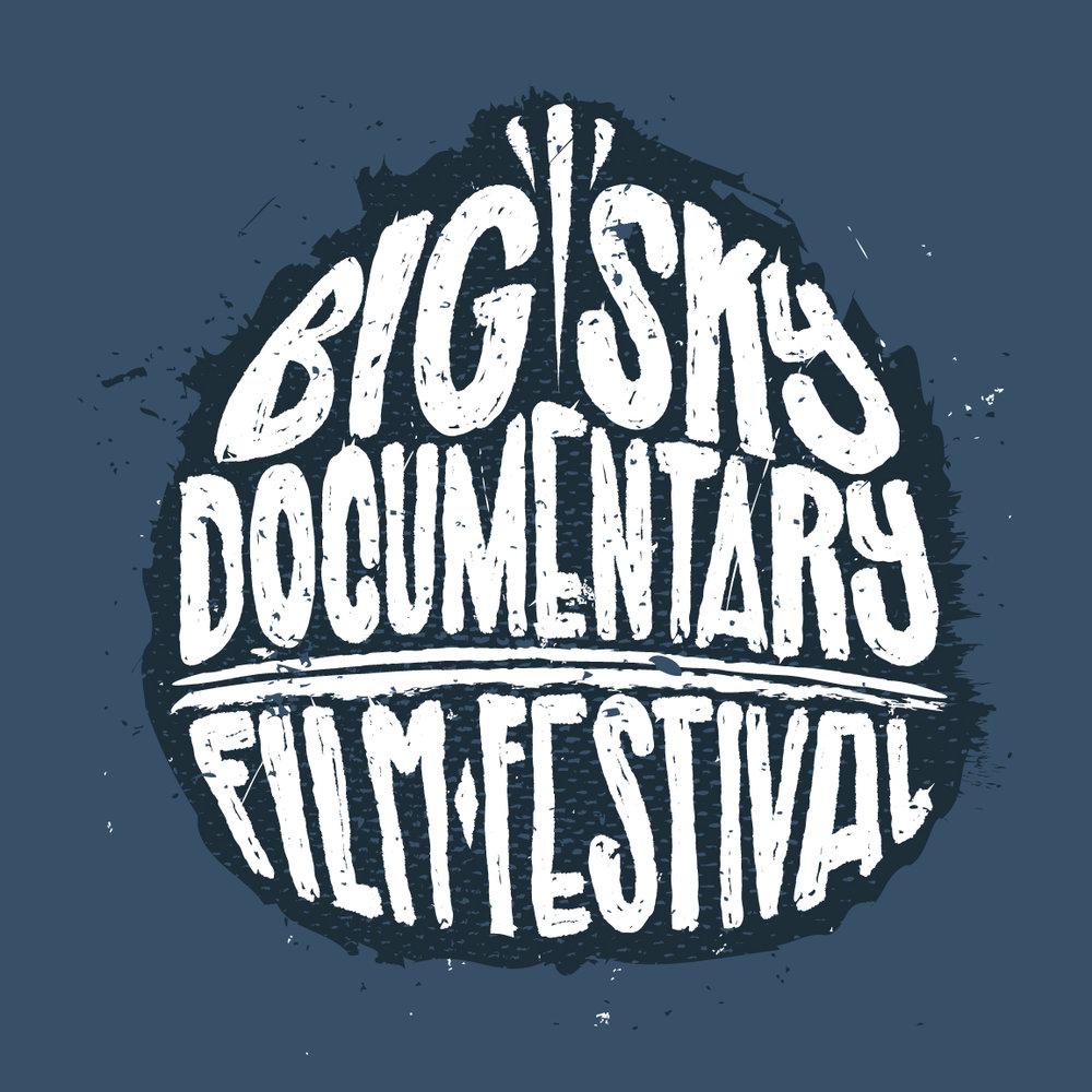 Big Sky Documentary Film Festival Shirt Design