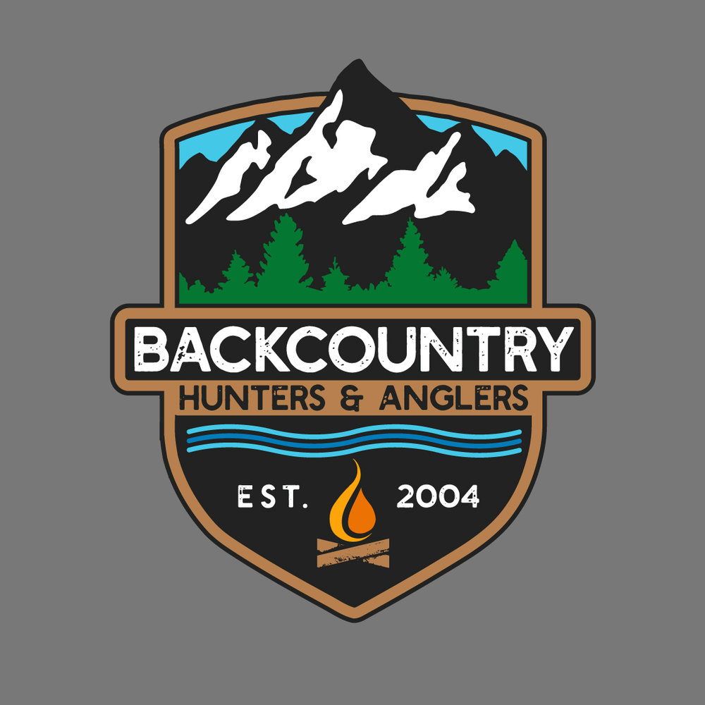 Backcountry Shirt Design