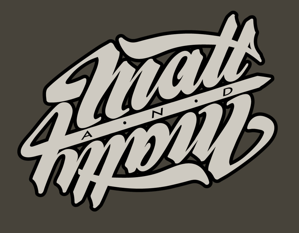 Matt and Matty Logo Design