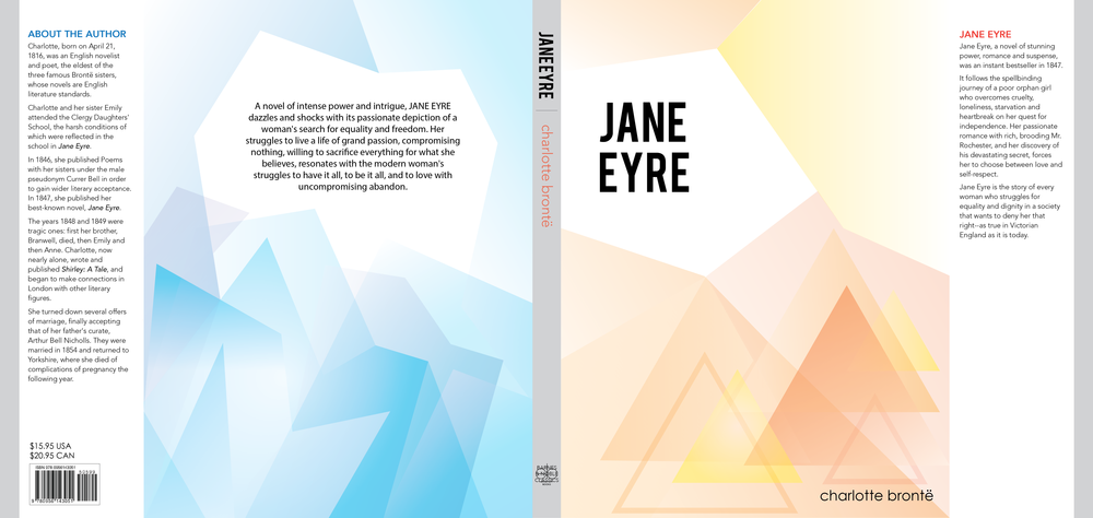 Experimenting with the motif of   fire and ice in Jane Eyre.