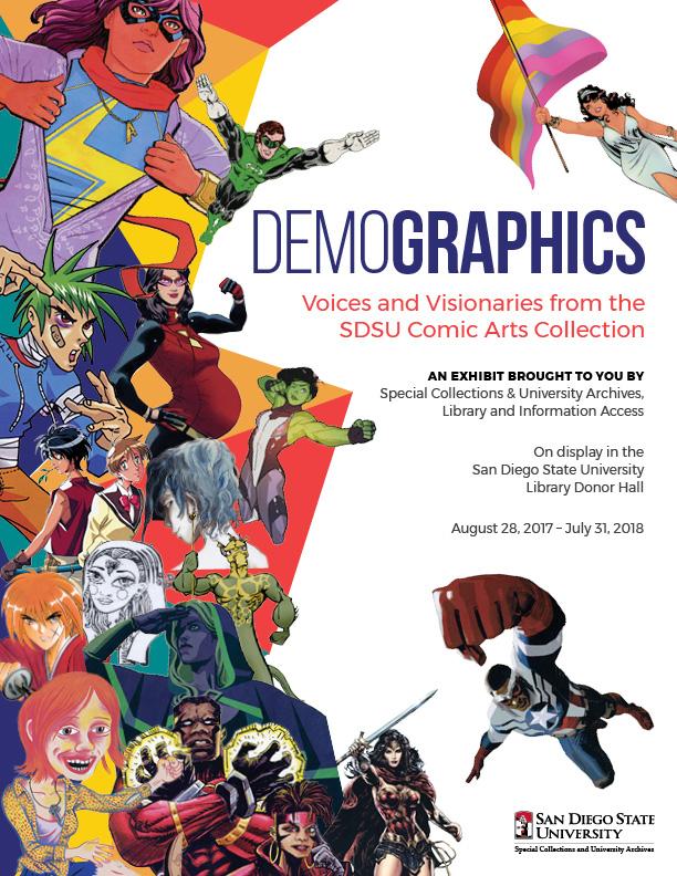 DemoGRAPHICS, poster