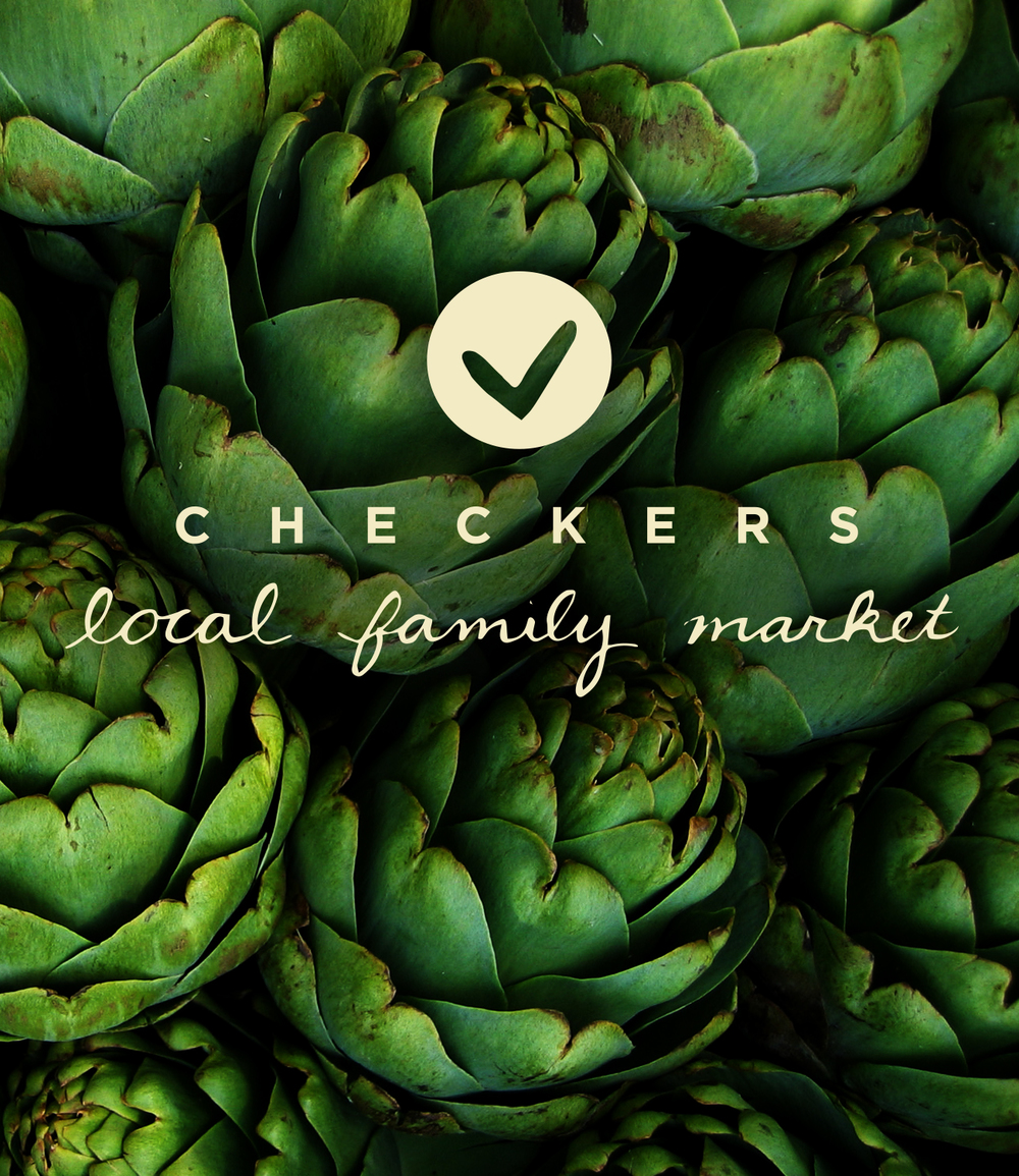 Checkers Local Family Market | Grocery Store Branding