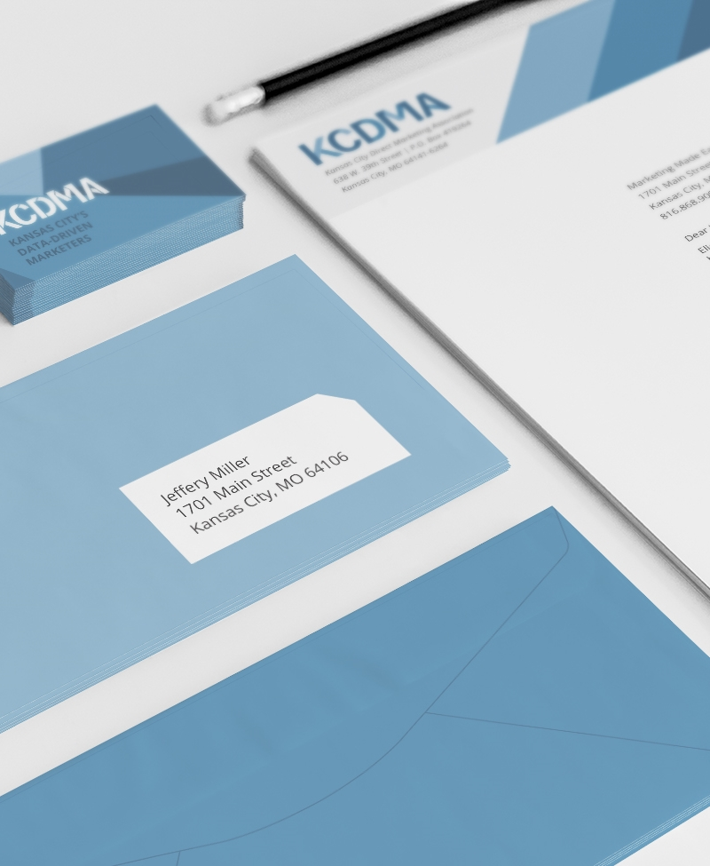 KCDMA: Kansas City's Data-Driven Marketers | Corperate Rebrand
