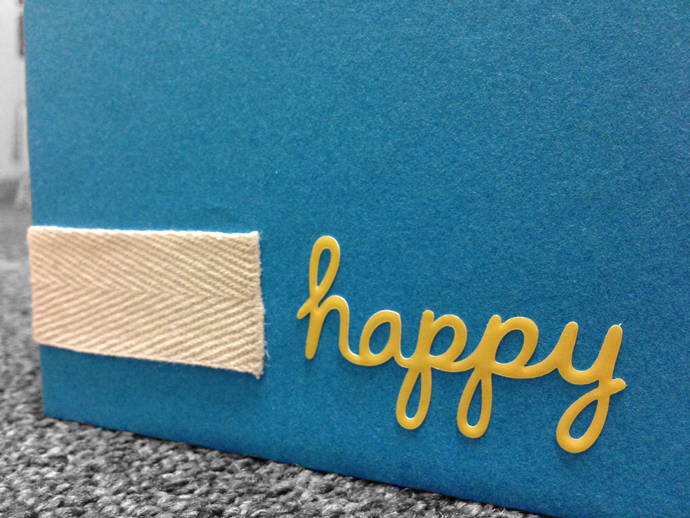 Happy Journal | Book Binding & Casing