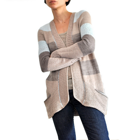 BlueSand Cardigan , perfect for Skinny Cotton!
