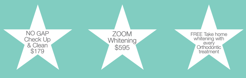 Pyrmont Dentist | Special Offers | Zoom Whitening | Free Consultation