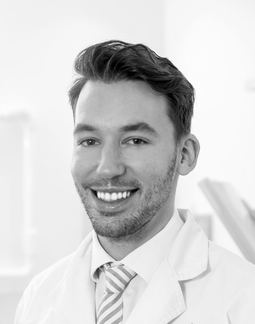 Dr Richard Tippett - Principal Dentist