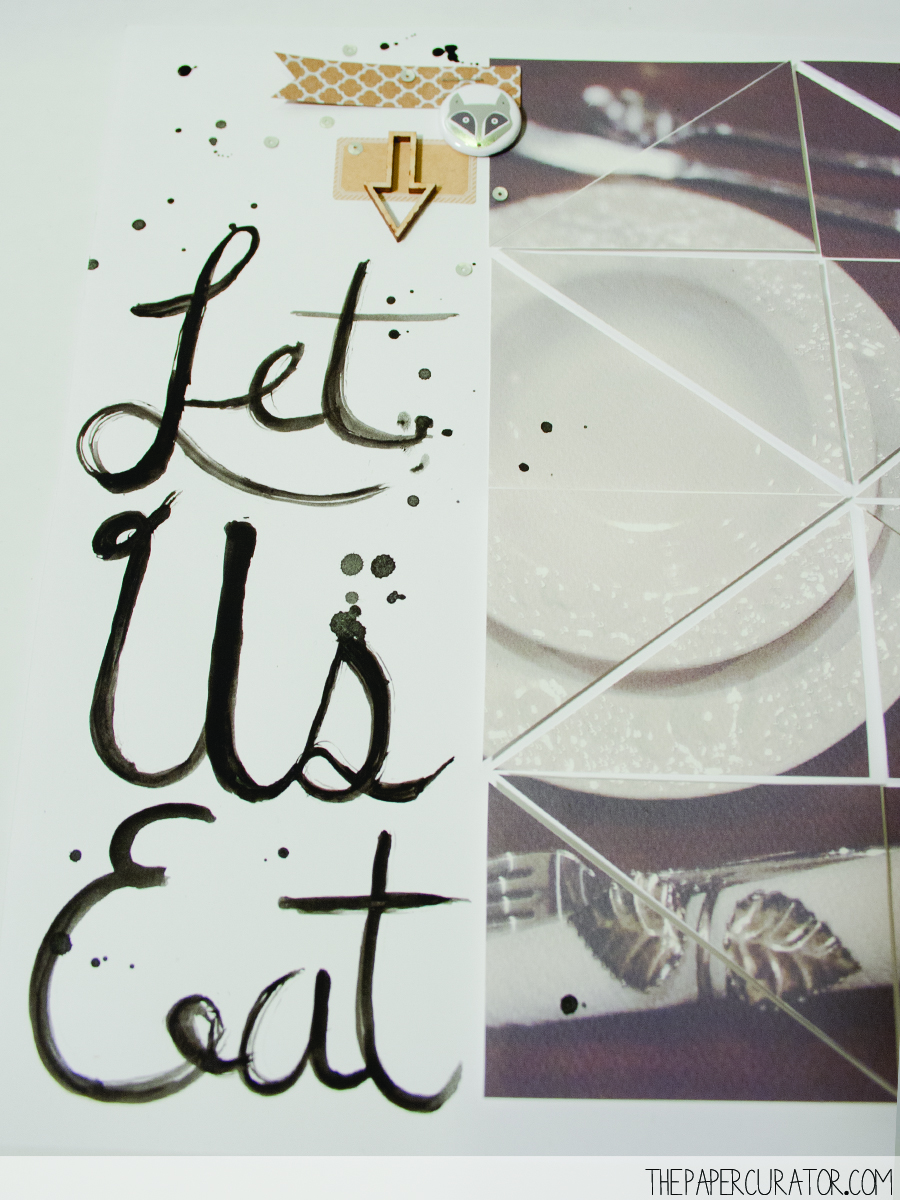 'LET US EAT' | SUNDAY SKETCH SERIES ON THE PAPER CURATOR