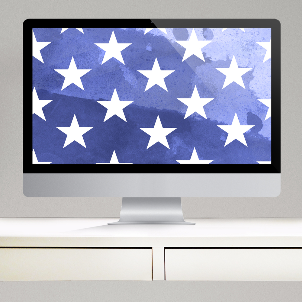 FREE TECHNOLOGY BACKGROUNDS - FOURTH OF JULY | THE PAPER CURATOR