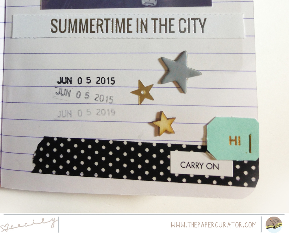 VIDEO | FAST + FABULOUS SCRAPBOOKING PROCESS FOR #LITTLE SUMMER JOY WEEK NO. 3