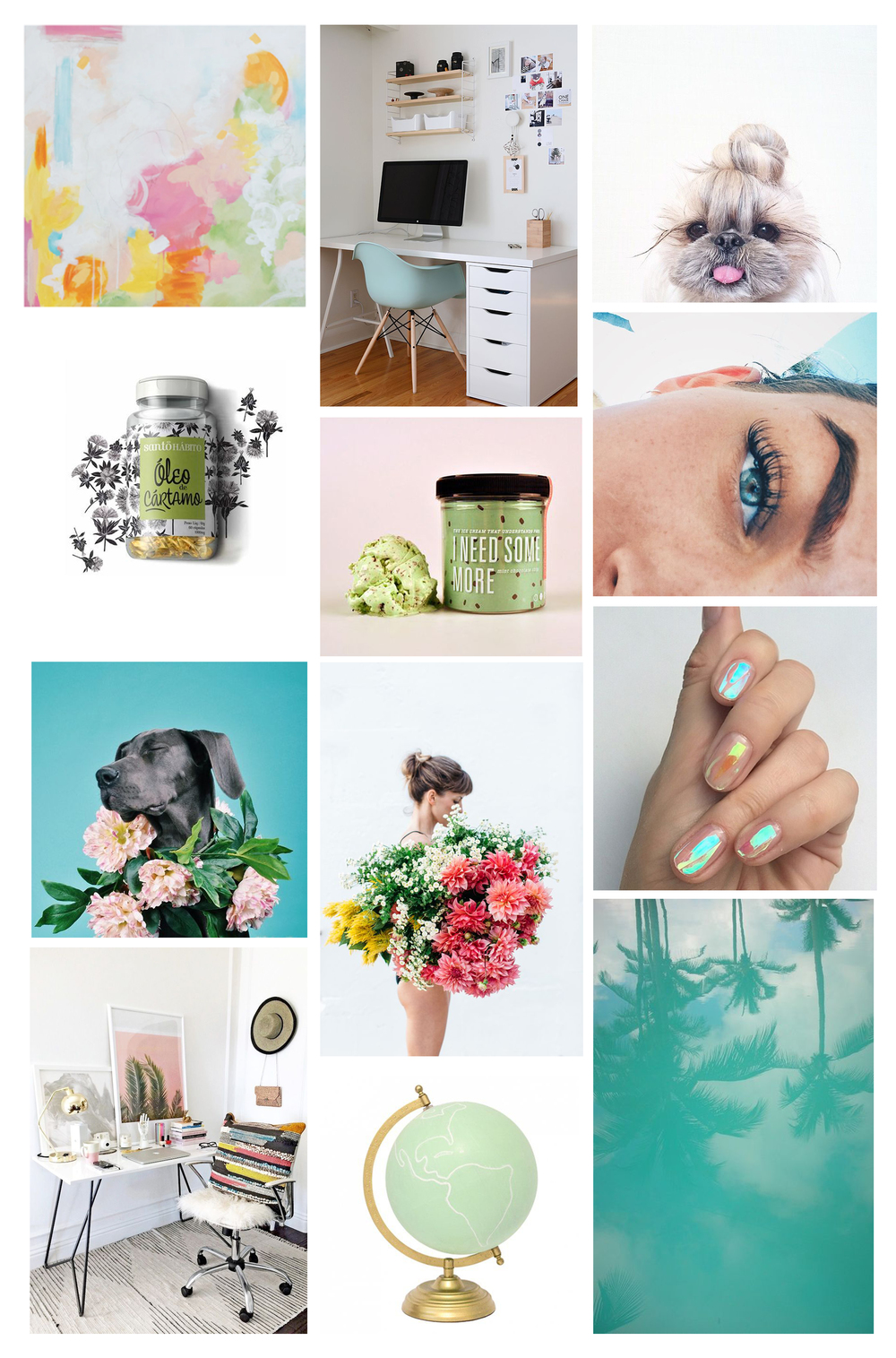 WEEKLY INSPIRATION WITH MONDAY MOOD BOARD 38 | THE PAPER CURATOR