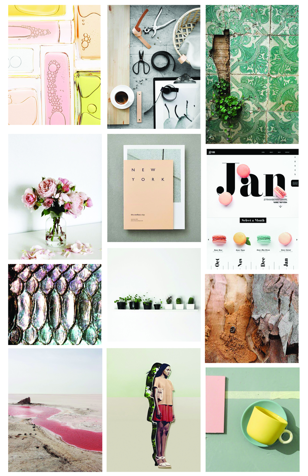 WEEKLY INSPIRATION WITH MONDAY MOOD BOARD 43 | THE PAPER CURATOR