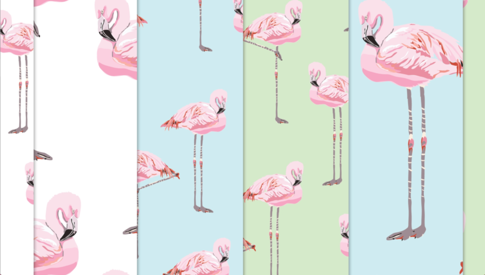 2015 FAVORITE BLOG POSTS NO. 5 - FLAMINGO PAPER FREEBIE | THE PAPER CURATOR