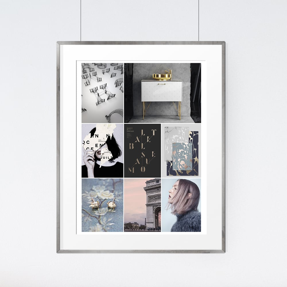 WEEKLY INSPIRATION WITH MONDAY MOOD BOARD 45 | THE PAPER CURATOR