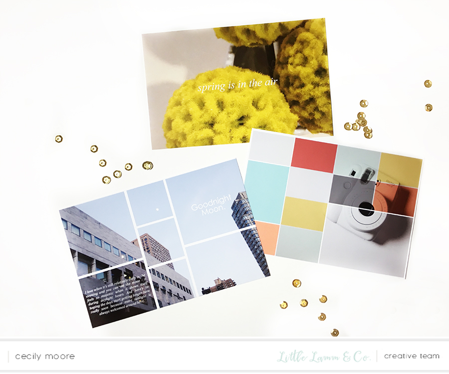 USING PHOTO TEMPLATES | THE PAPER CURATOR