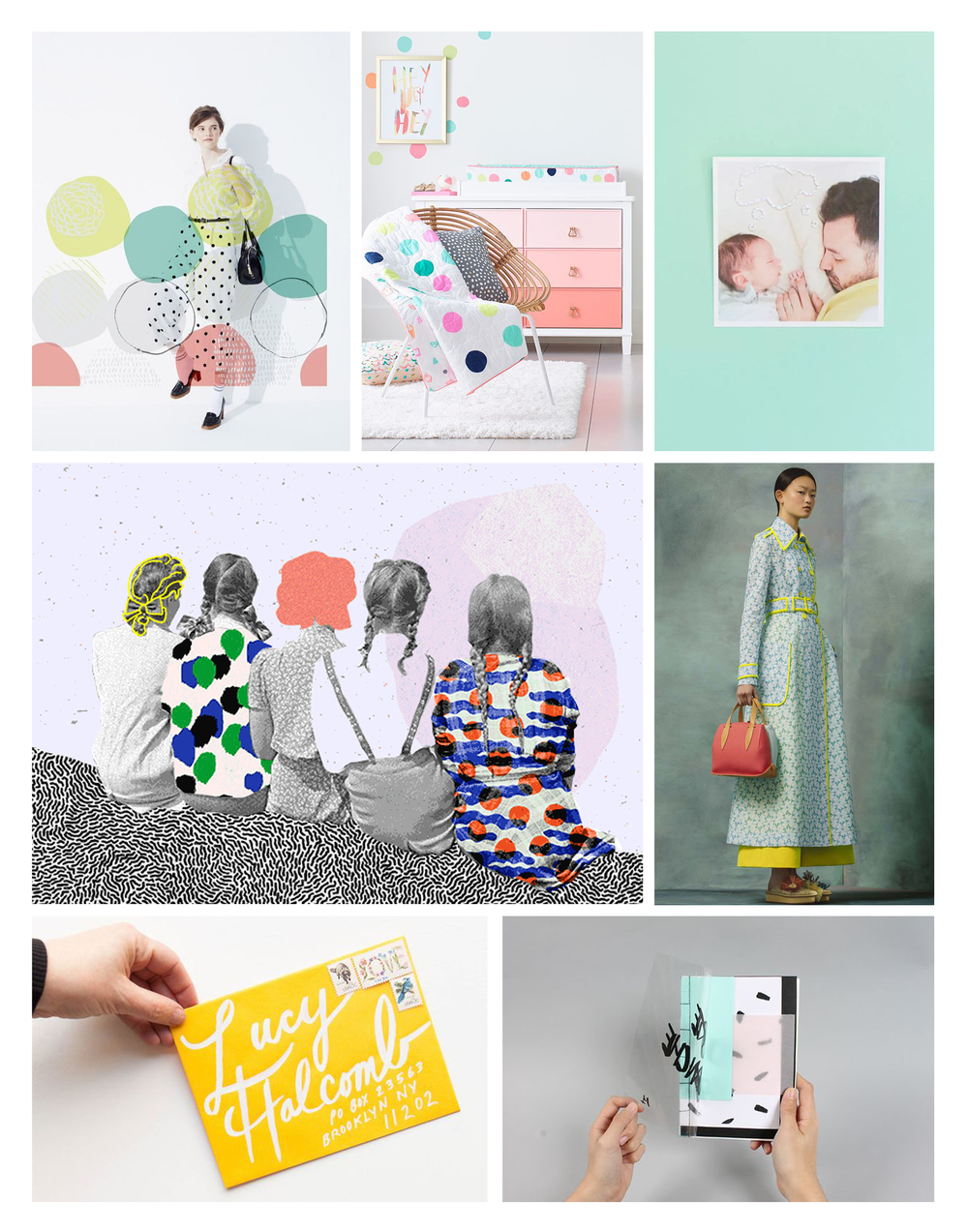 Weekly Inspiration with Monday Mood Board 64 | The Paper Curator