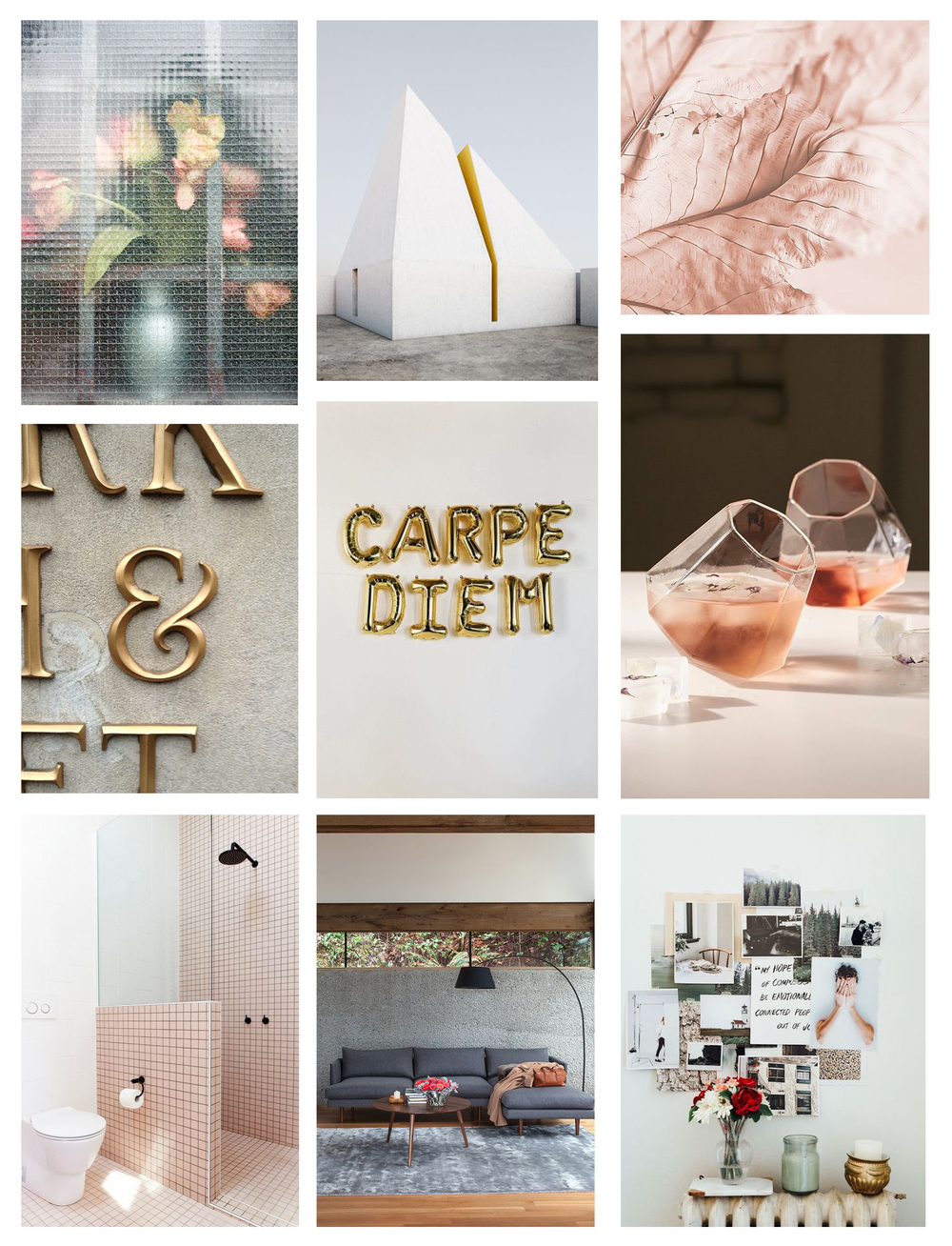 Weekly Inspiration with Monday Mood Board 65 | The Paper Curator