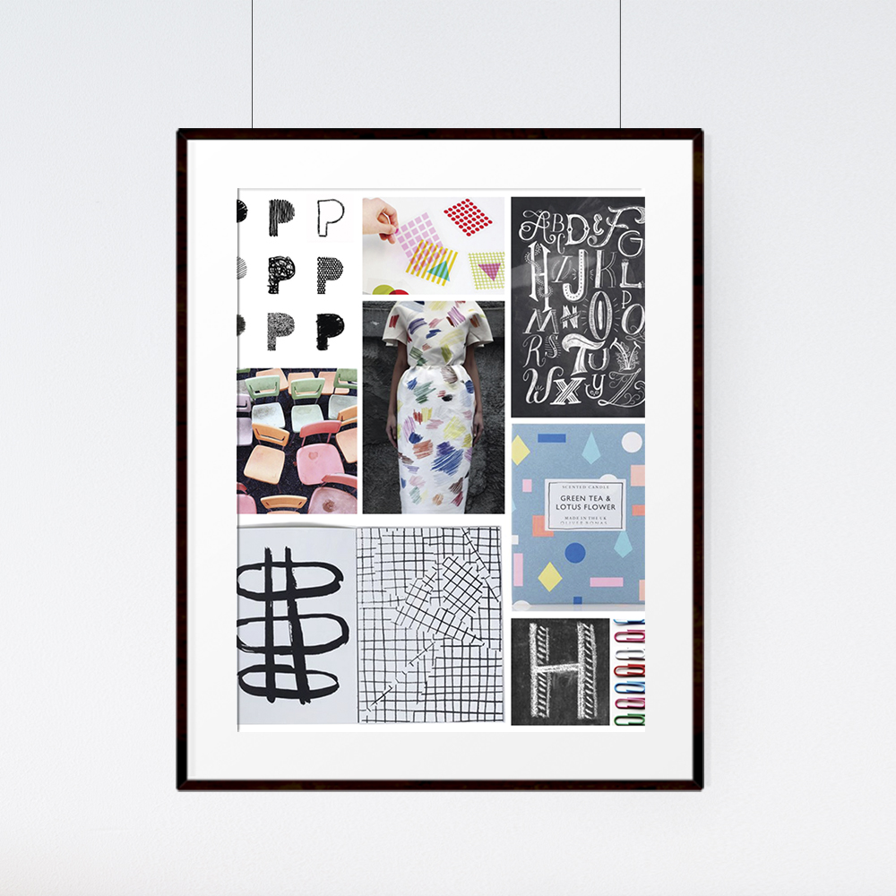 Monday Mood Board–August Kit Inspiration | The Paper Curator