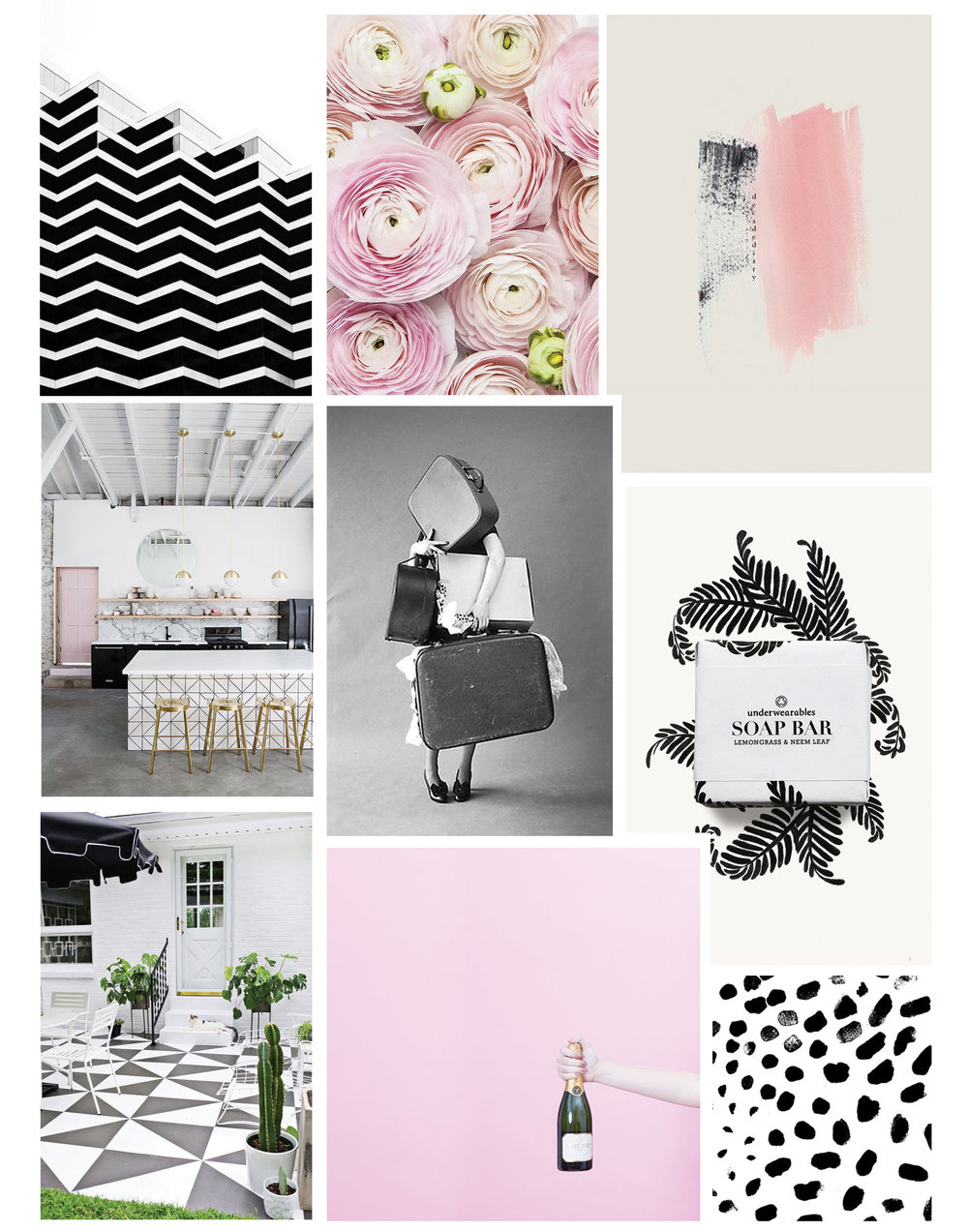 Monday Mood Board 67 | The Paper Curator