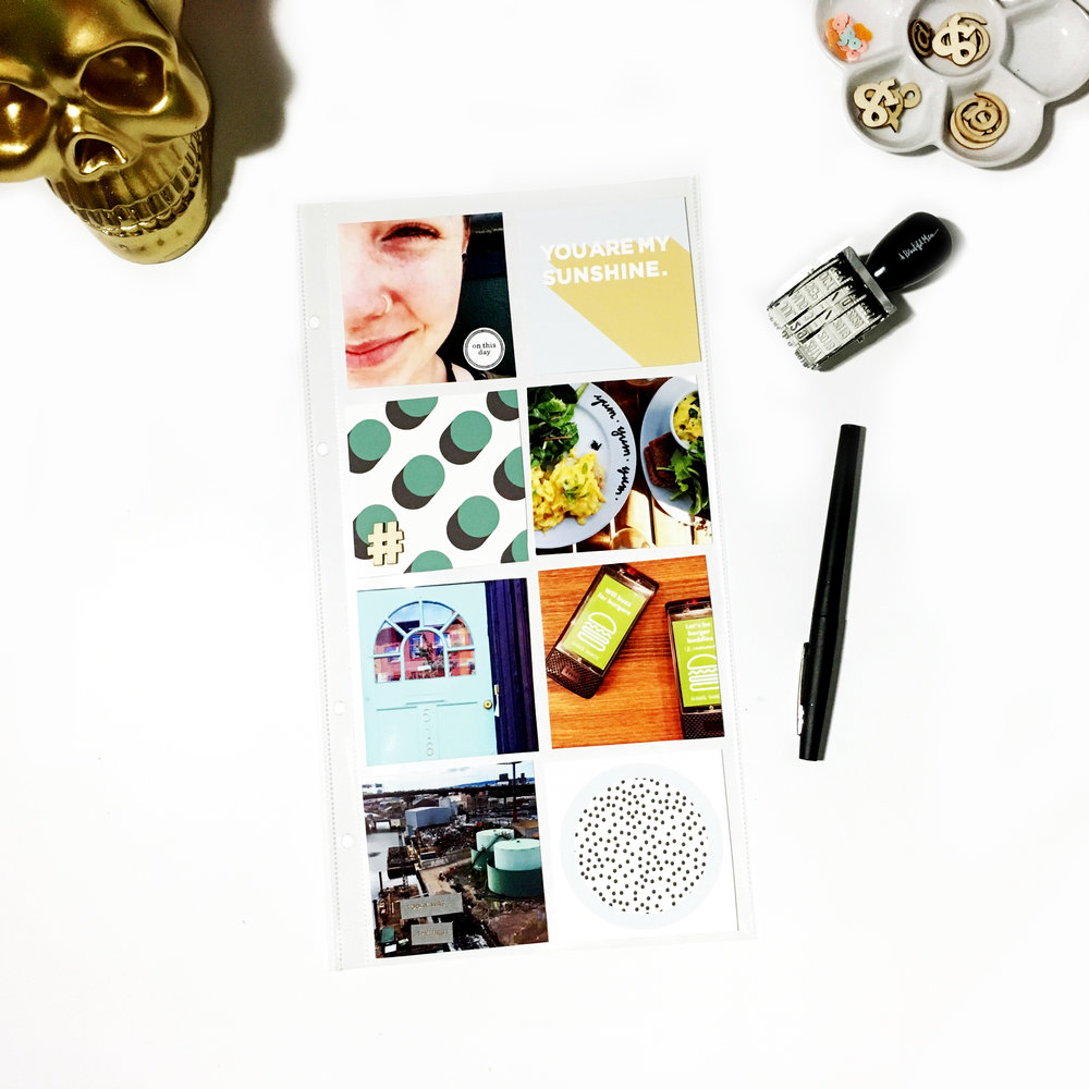 September Kit Sneaks | The Paper Curator