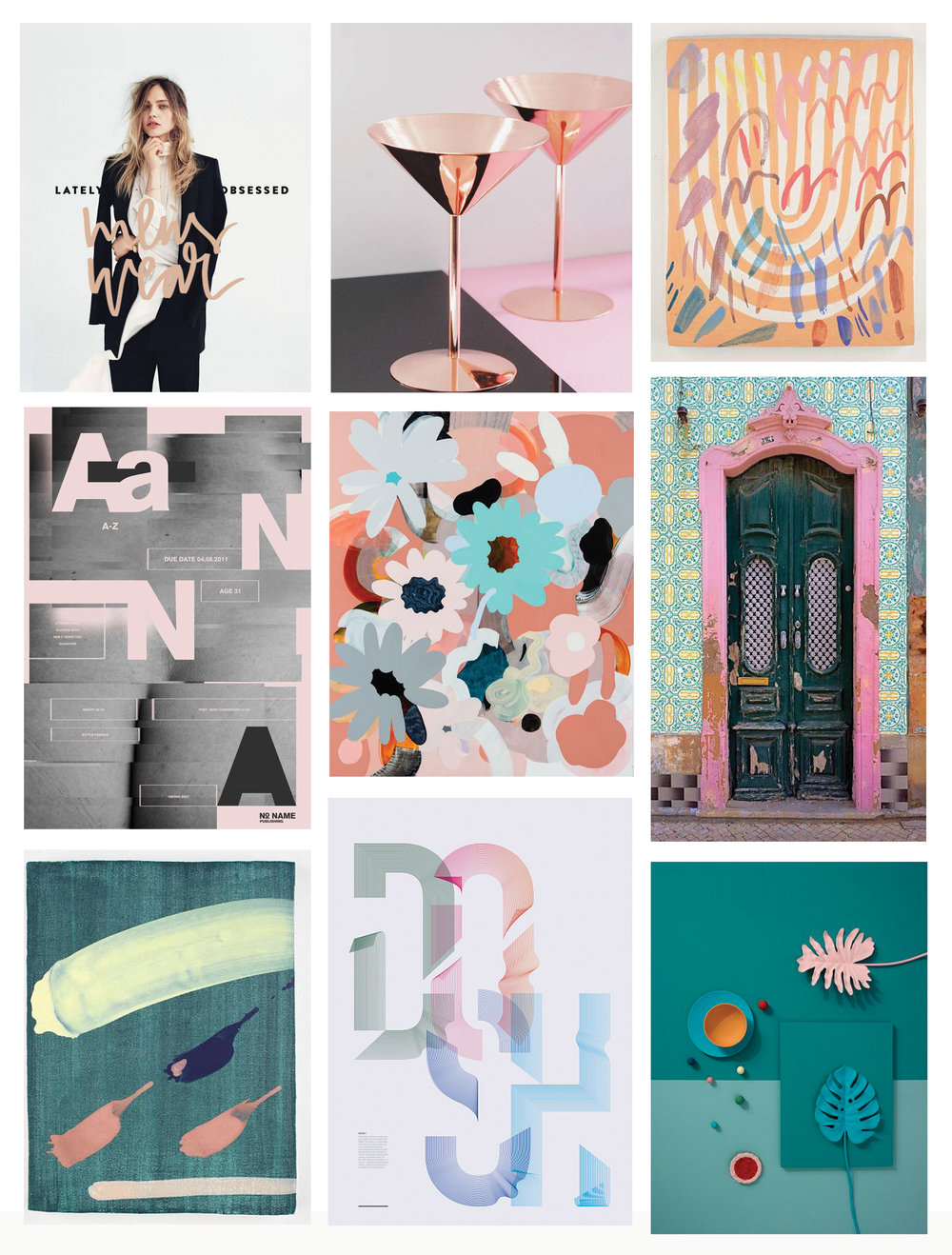 Weekly Inspiration with Monday Mood Board 69 | The Paper Curator