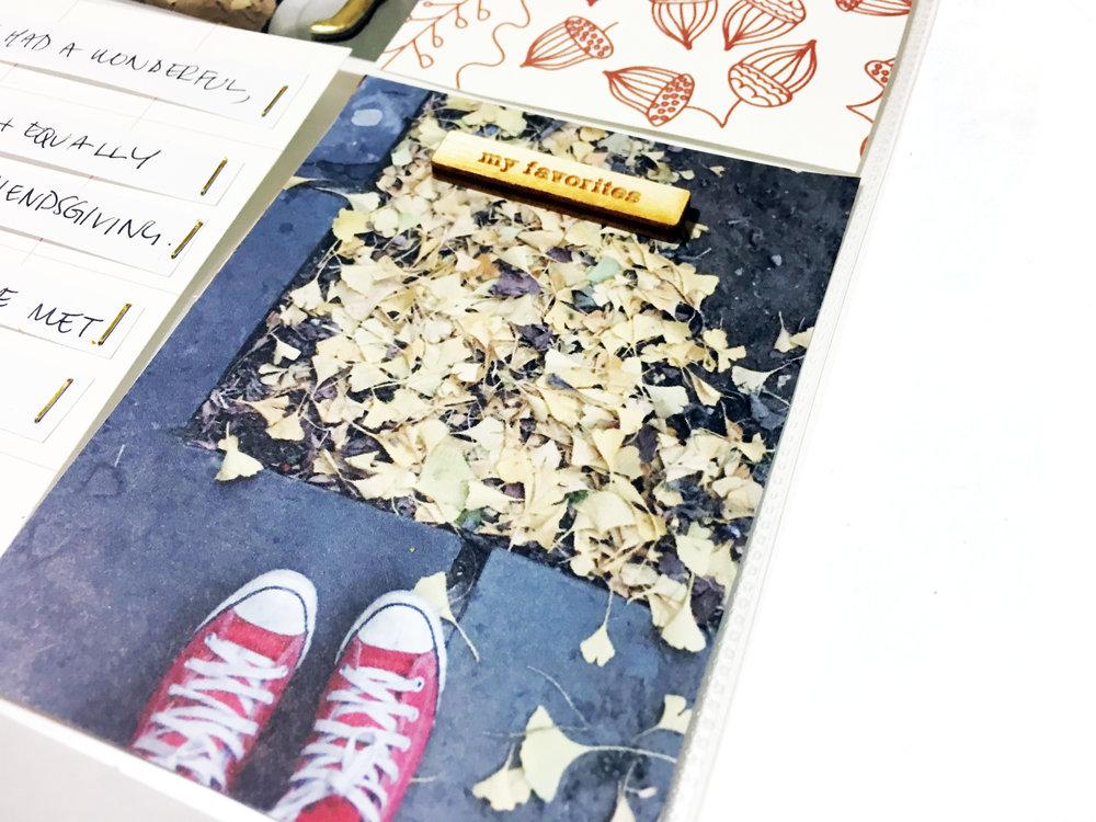 November Kit Sneaks | The Paper Curator