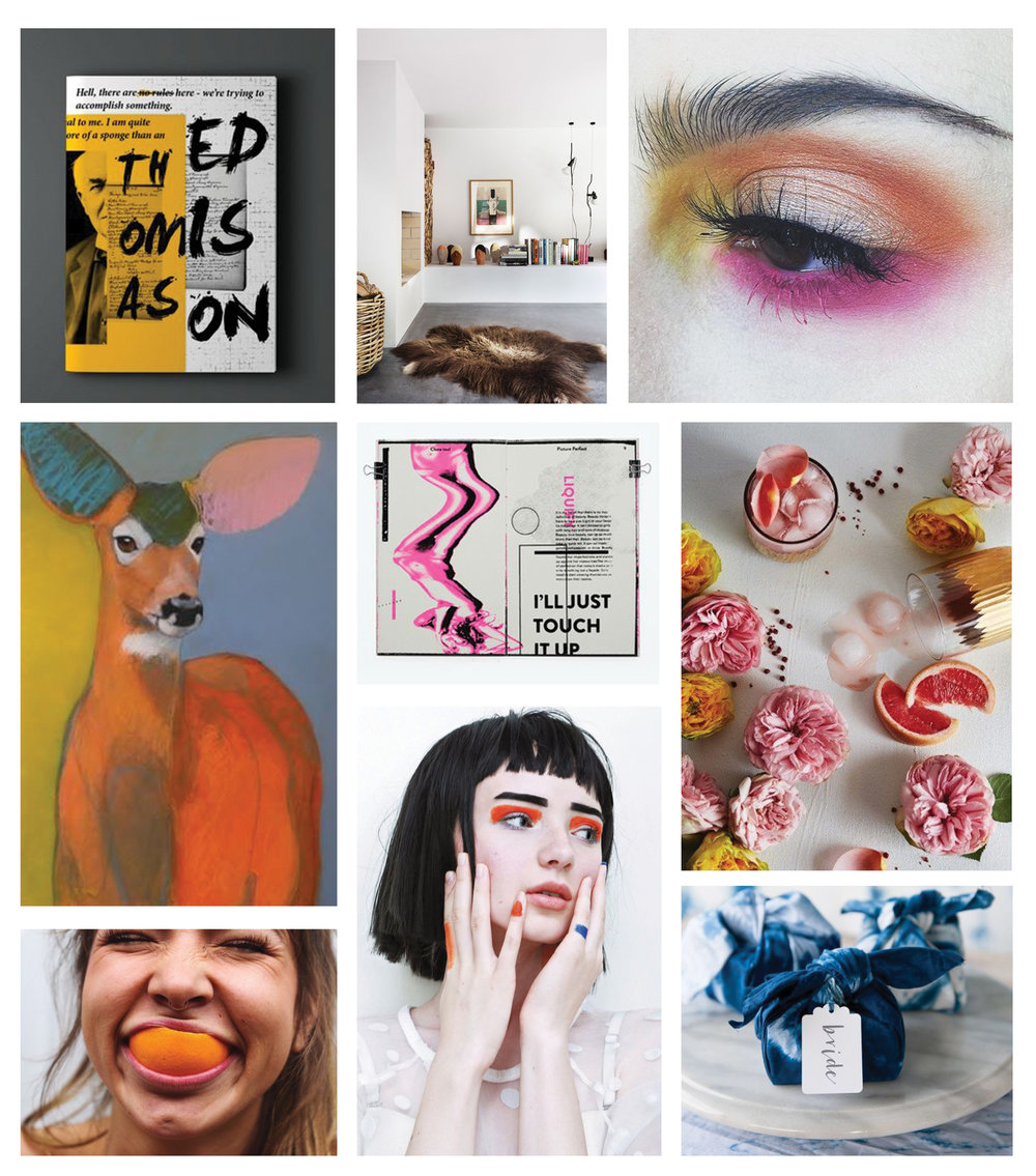 Weekly Inspiration with Monday Mood Board 73 | The Paper Curator