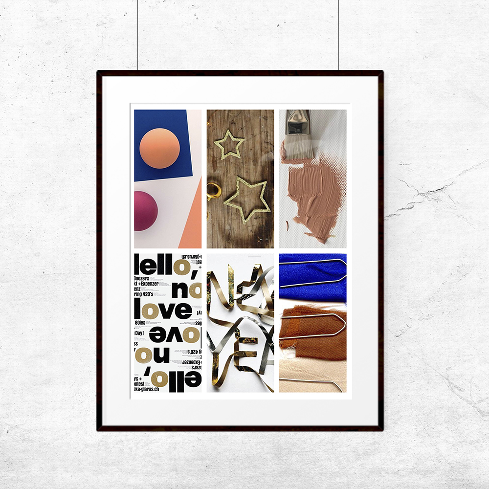 Weekly Inspiration with January Kit Mood Board | The Paper Curator