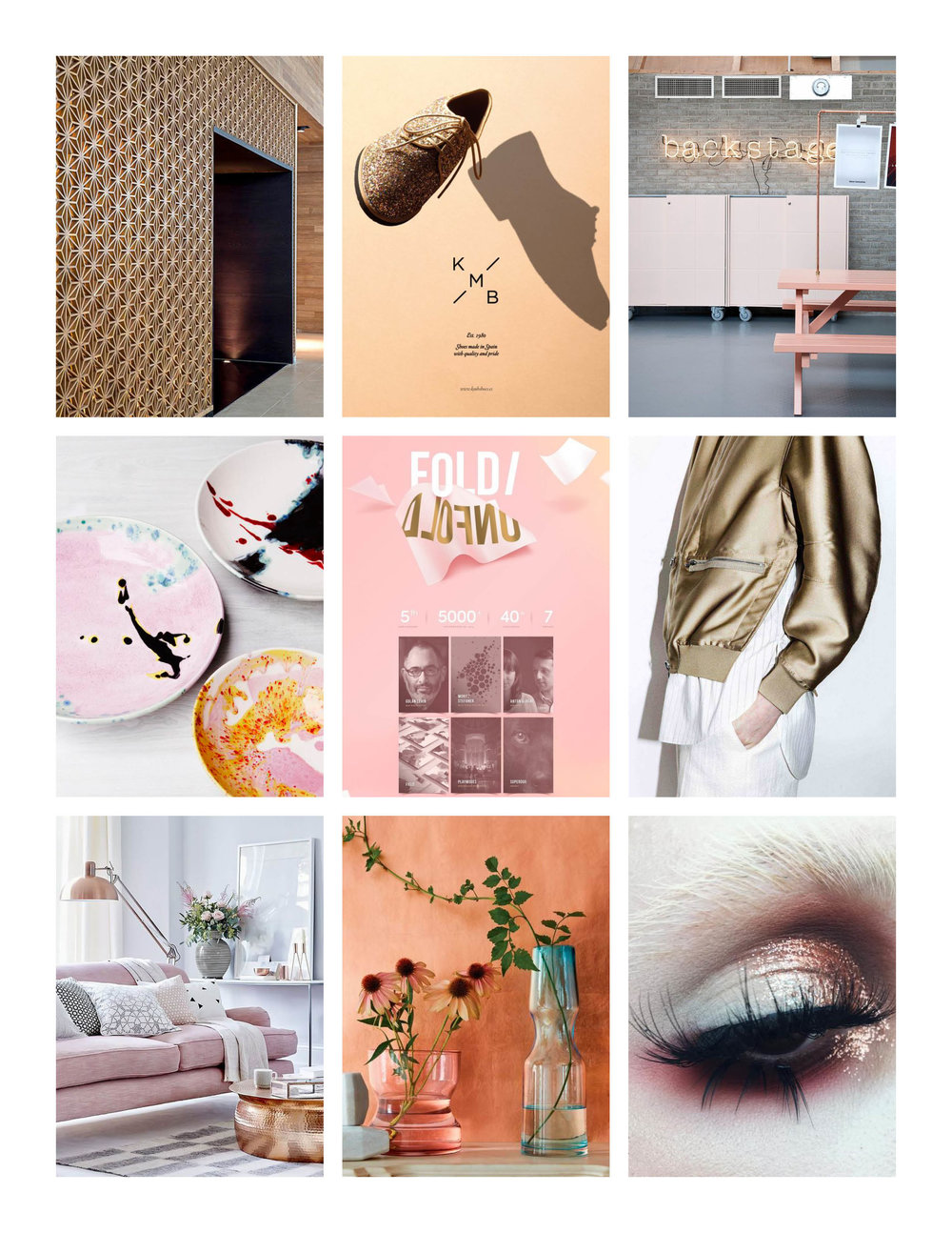 Weekly Inspiration with Monday Mood Board 75 | The Paper Curator