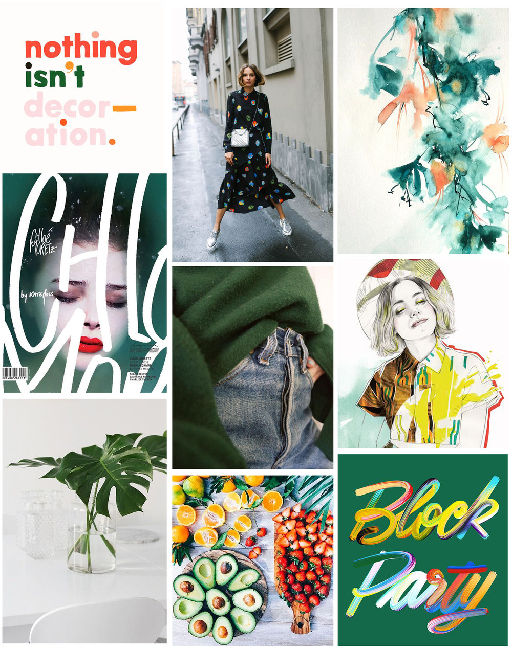 Weekly Inspiration with Monday Mood Board 77 | The Paper Curator