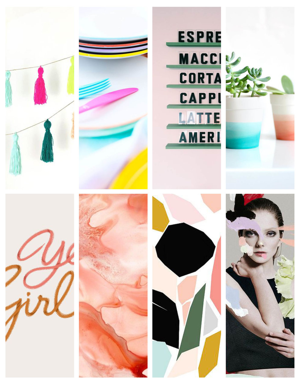 Weekly Inspiration with Monday Mood Board 78 | The Paper Curator
