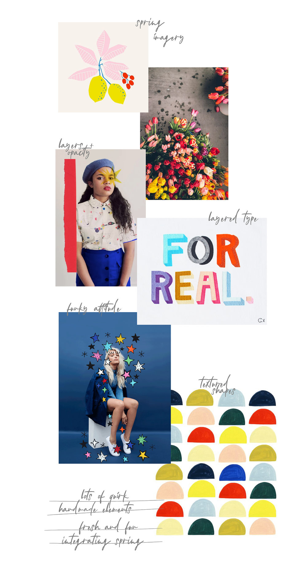March Kit Mood Board | Inspiration by The Paper Curator