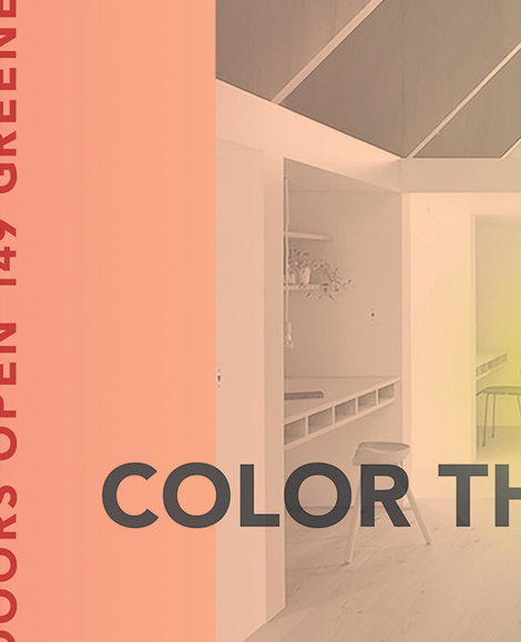 Poster Series: Color Theory