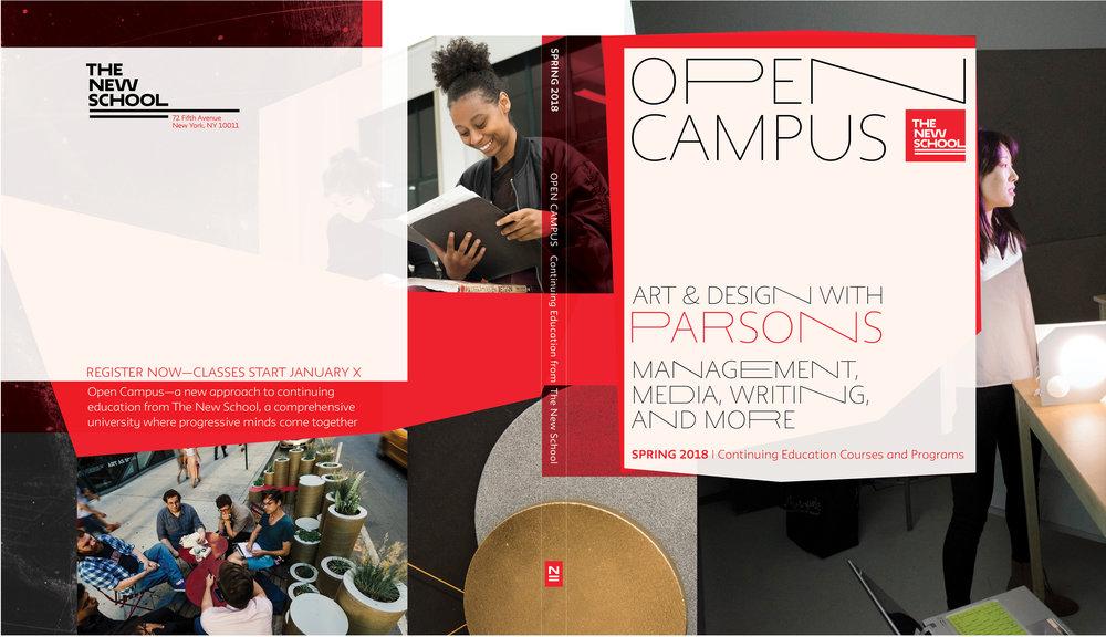 Open Campus SPRING 2018