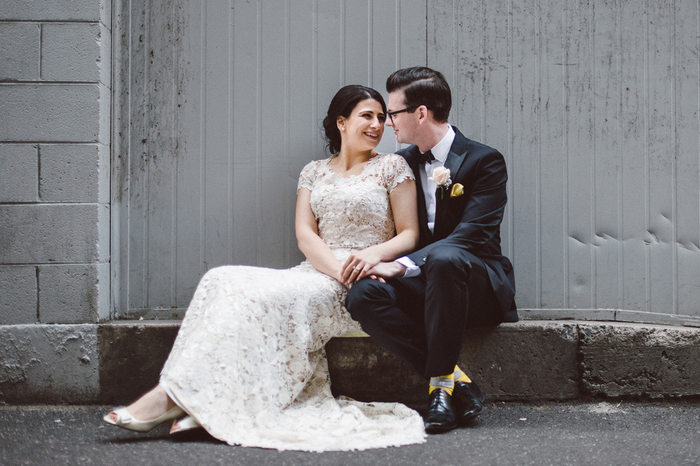 Melbourne-laneway-wedding-photo