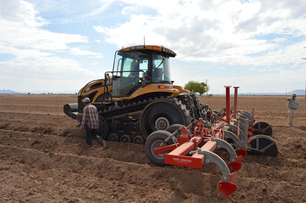 Farm Work Custom Listing