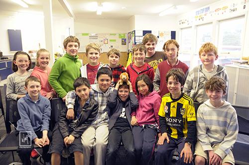 School Class photography