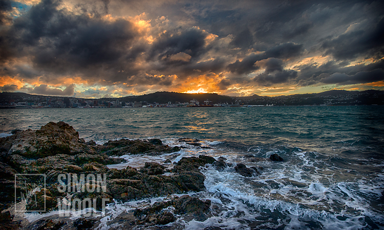 #3186, Stormy Wellington 2