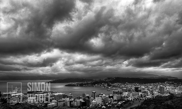 #3202, Wellington Eve BW