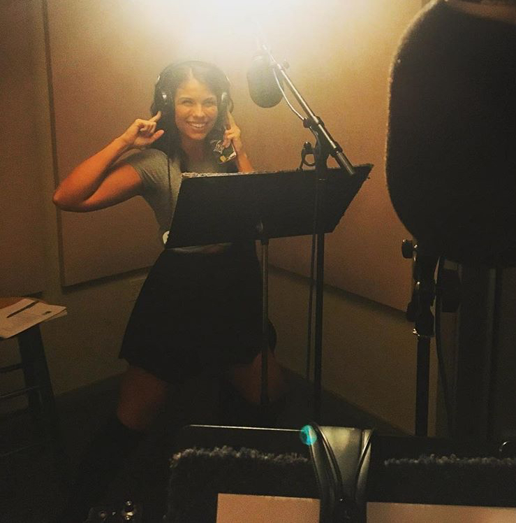 Voice Over!