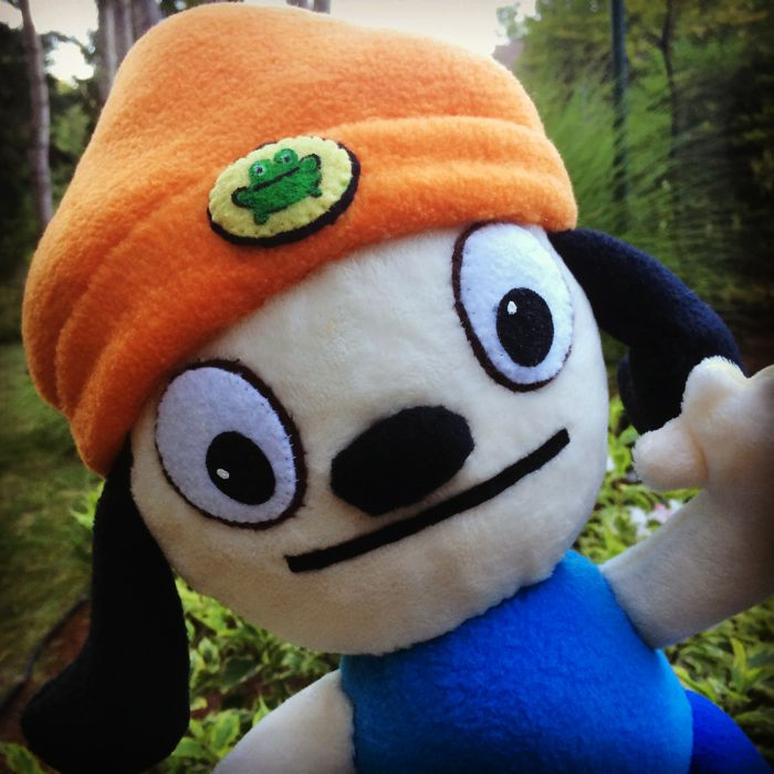 I gotta believe! PaRappa the Rapper