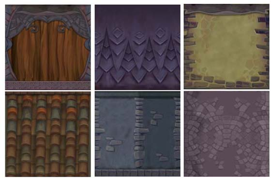 Texture Maps: Sly2: Band of Thieves